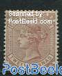12A,Redbrown, Queen Victoria