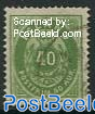 40A, Green, Stamp out of set