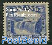 35A Blue, Stamp out of set