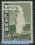 50A blackgreen, Stamp out of set