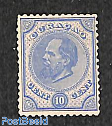10c, perf. 14, small holes, Stamp out of set