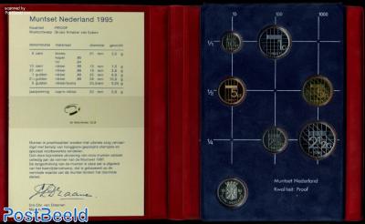 Yearset 1995 Netherlands Proof