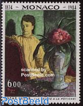 Degas painting 1v