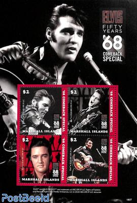 Elvis Presley 4v m/s