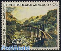Veracruz-Mexico railway 1v