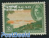 2.5c, Sint Maarten, Stamp out of set