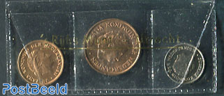 Official Yearset Netherlands 1974 (1-5-10ct)