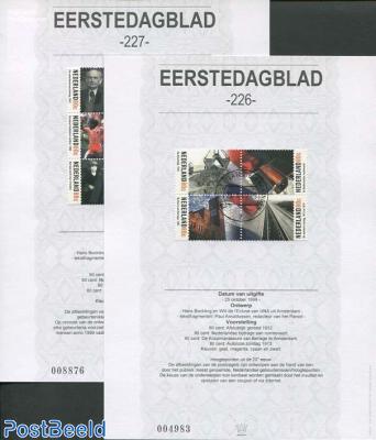 Historical events EDB (EDB 226+ 227)