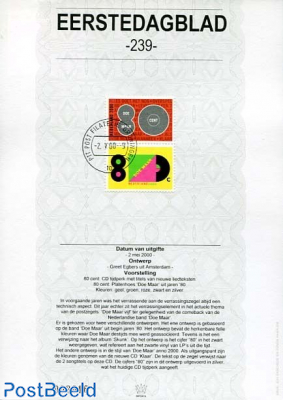 Surprise stamp EDB