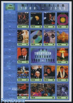 Millennium 17v (events 1980-1989)