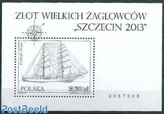 Szczecin 2013 s/s, Blackprint