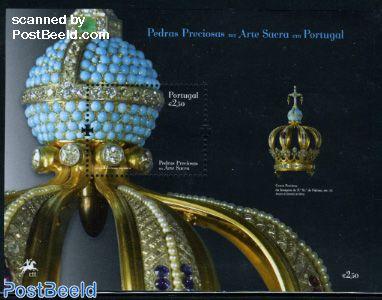 Gemstones in sacral art s/s