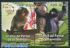 Parque de las Leyendas Zoo 2v [:]