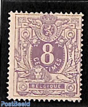 8c, Coat of arms