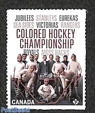 Colored Hockey Championship 1v s-a