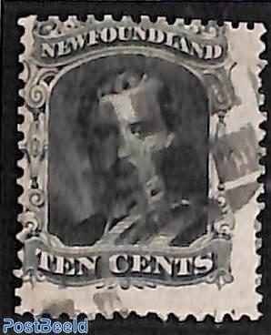 10c, prince Albert, used