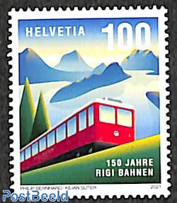 Rigi train 1v