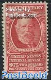2.75$ Revenue stamp