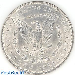 1 Dollar 1880