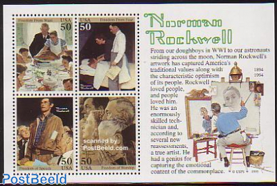 Norman Rockwell s/s
