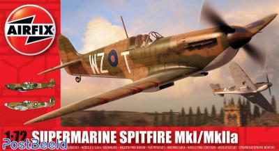 Airfix Supermarine Spitfire Mkl/Mklla #A02010