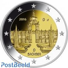 Duitsland Dresdner Zwinger Sachsen