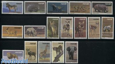 Animals 17v