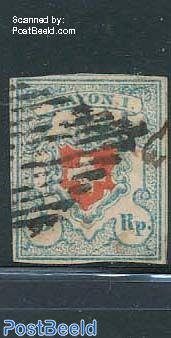 5Rp, Rayon I, used